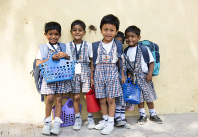Education Reform in India – The Power of Knowledge and Information