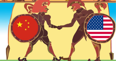 Graham Allison: Destined for War – Can America and China Escape Thucydide's Trap? (könyvismertetés)