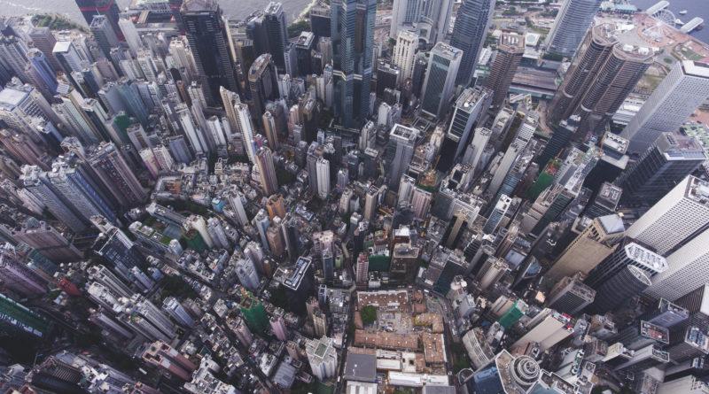 Új városok Kínában