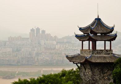 China'a Catch-up Process